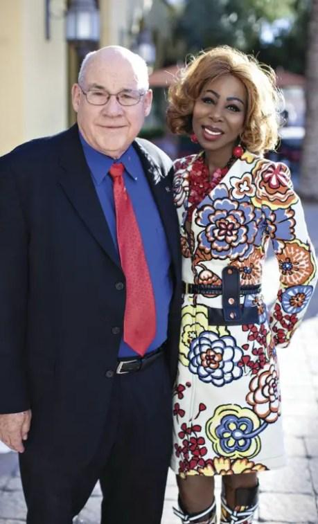 Sylvia Shoen, Joe Shoen's Wife