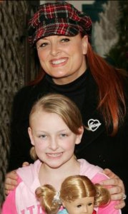 Grace Pauline Kelley, Wynonna Judd's Daughter