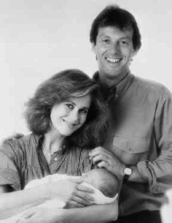 Jane Laurie, Leslie Grantham's Wife