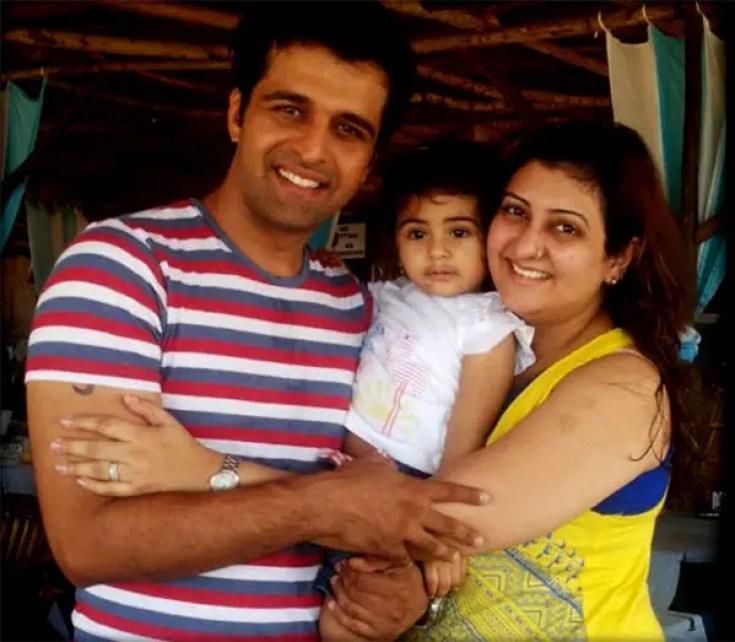 Sachin Shroff family