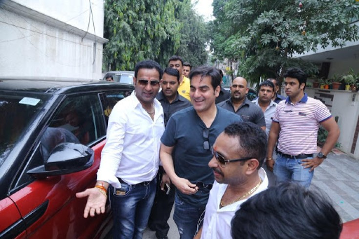 Sonu Jalan and Arbaaz Khan