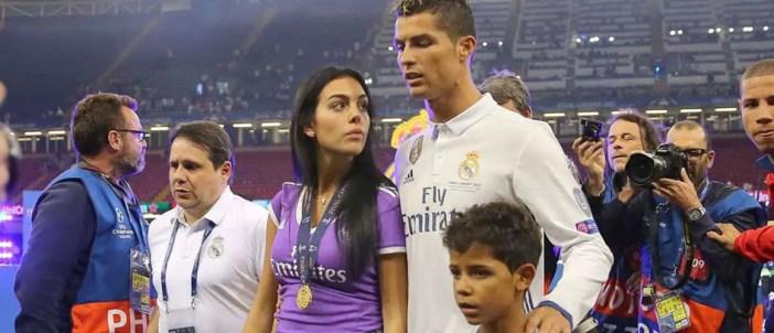 Georgina Rodriguez, Cristiano Ronaldo's Girlfriend