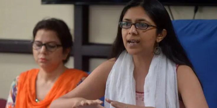 Daati Maharaj Rape case victim