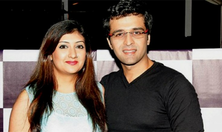 Sachin Shroff and Juhi