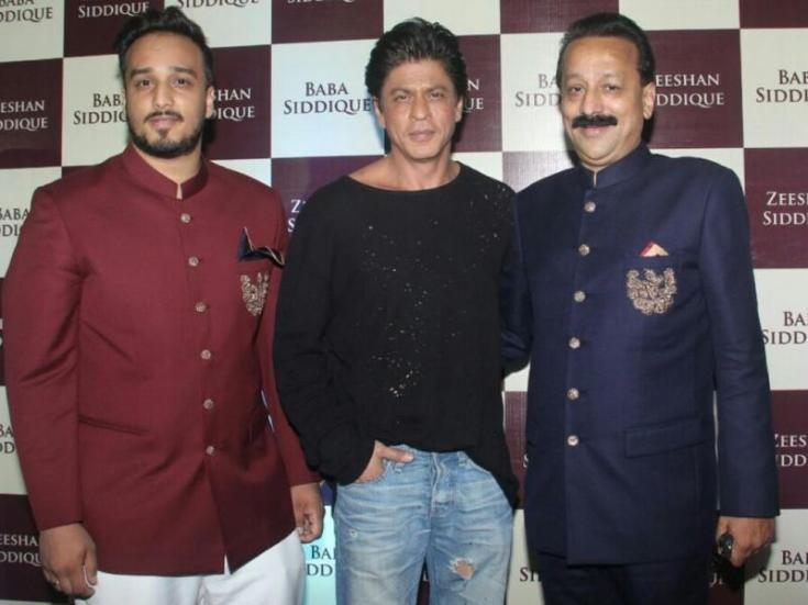 Baba Siddique Iftar Party
