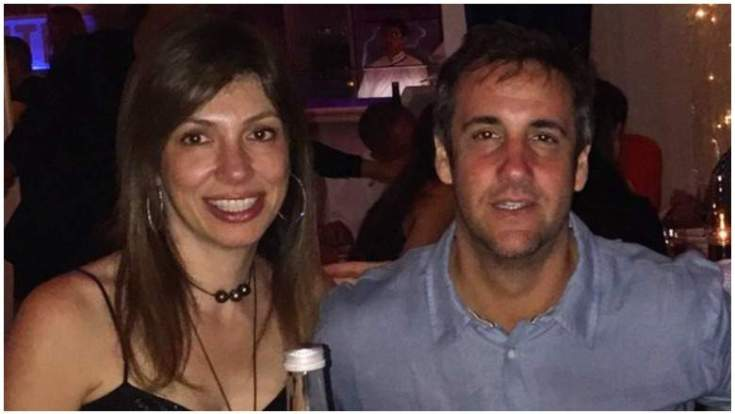 Michael Cohen and Laura Cohen