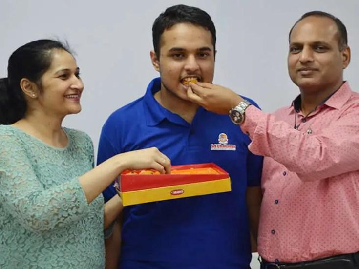 pranav goyal family