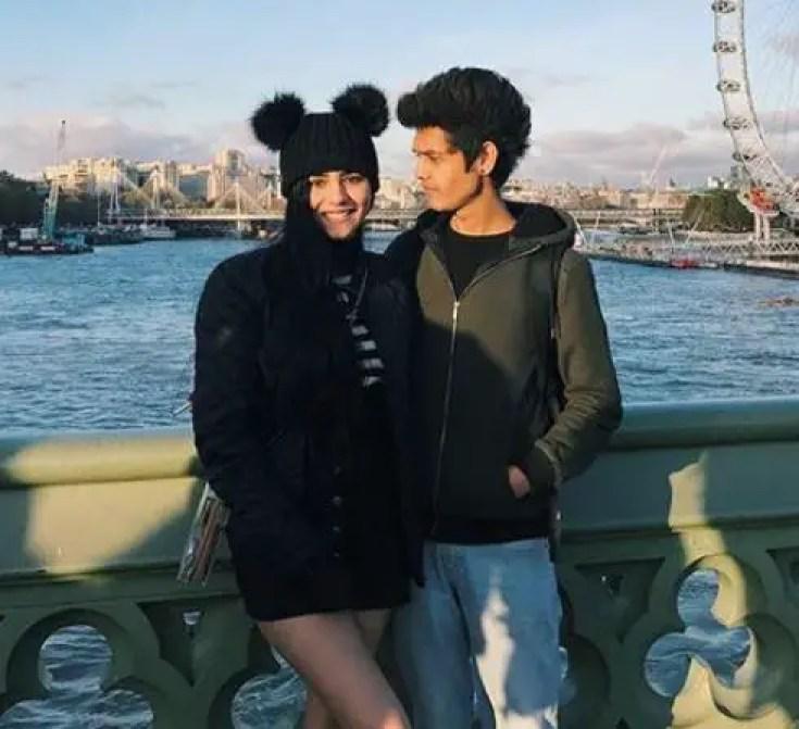 Radhika Seth and Rohit Golia