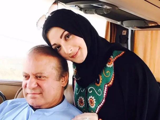 Maryam Nawaz Sharif