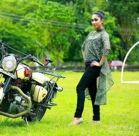 Anjali Ameer, Bigg Boss