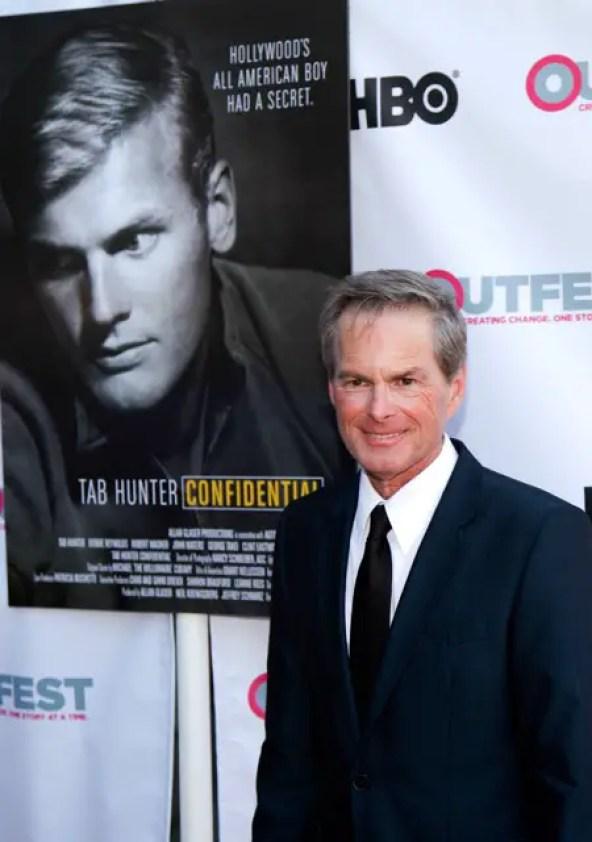 Allan Glaser, Tab Hunter Partner