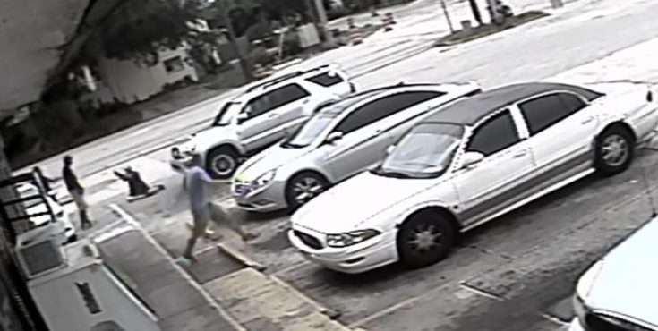 Michael Drejka, Parking Lot Shooting
