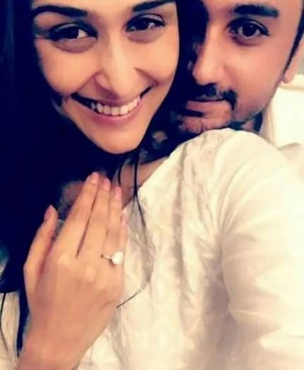 Namit Soni, Poorna Patel Husband