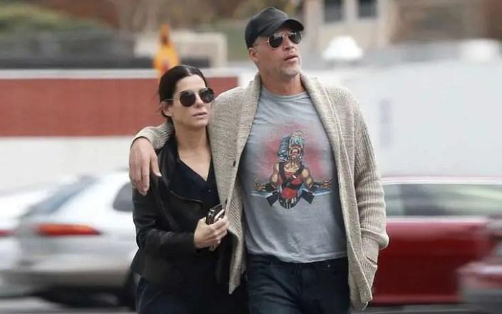 Bryan Randall, Sandra Bullock Boyfriend