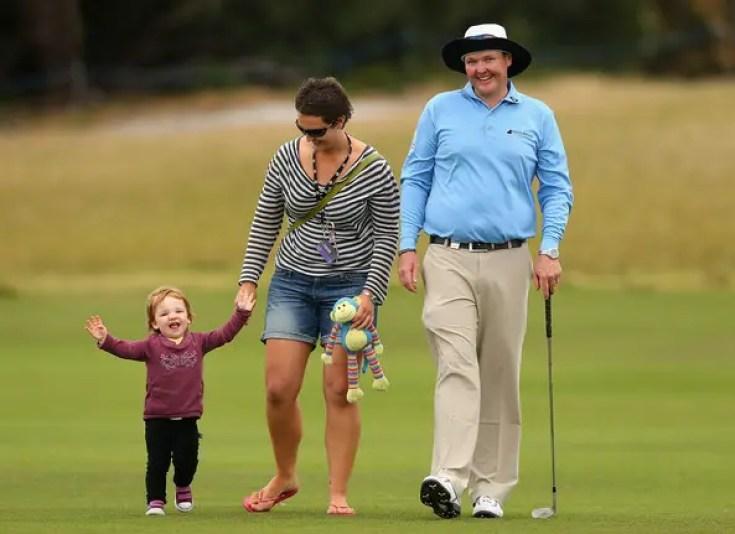 Jarrod Lyle, Golfer