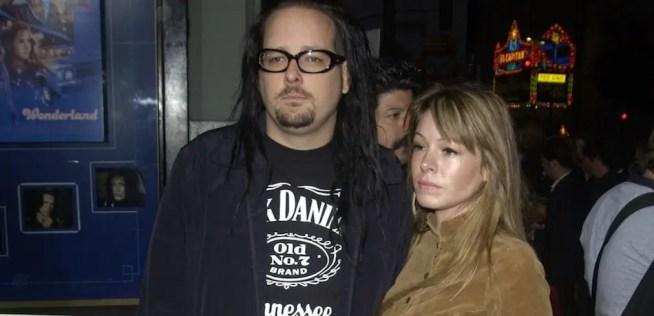 Deven Davis, Jonathan Davis Wife