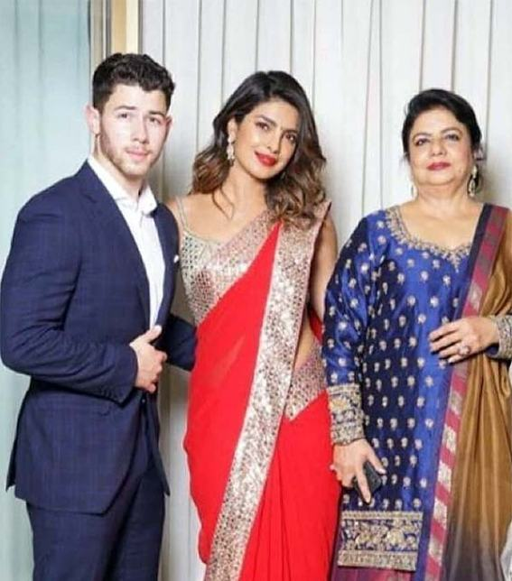 Madhu Chopra, Priyanka Chopra's Mother