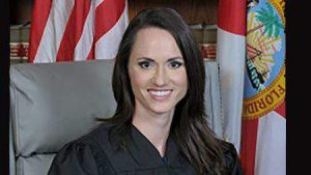Elizabeth Scherer, Judge