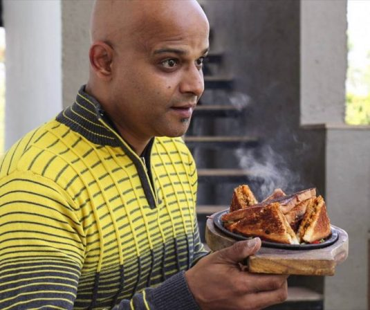 Parag Kanhere, Bigg Boss Marathi