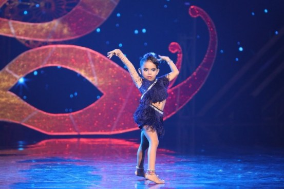 Rupsa Batabyal, Dancer