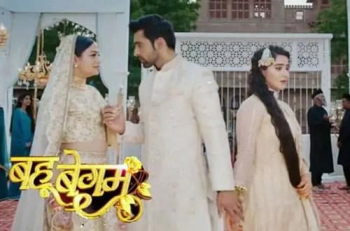 Bahu Begum Serial on Colors TV