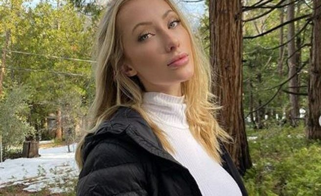 Kaylen Ward, Model