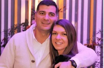 Toni Iuruc, Simona Halep's Boyfriend