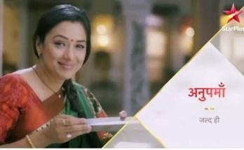Anupama Serial on Star Plus