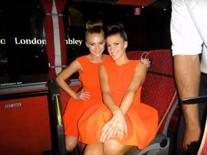 Leanne and cARLY