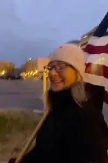 Alan Hostetter's wife