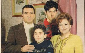 An Image of Osvaldo Paterlini And his family
