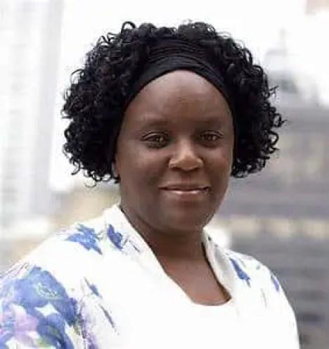 Amanda Khozi Mukwashi
