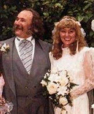 An Image of Jane Dance nd her Husband David Crosby