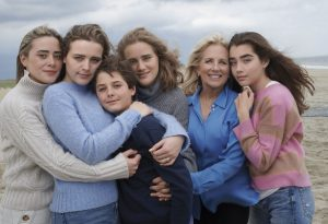 An image of Robert Biden Nad his family