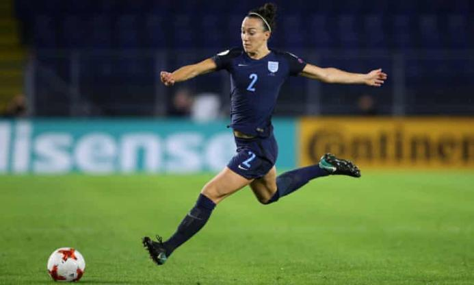 An Image of Lucy Bronze