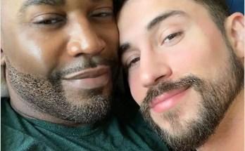 An Image of Carlos Medel and Karamo Brown