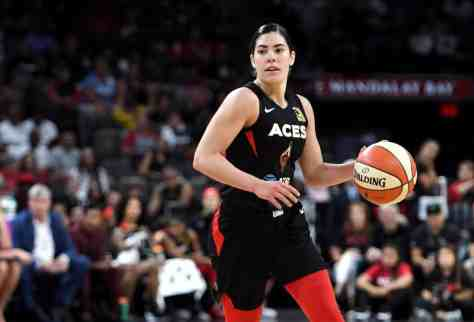 An Image of Kelsey Plum