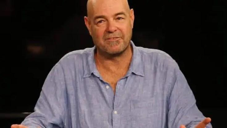 Mark Robinson Journalist