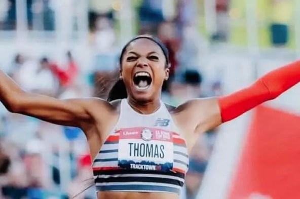 Gabby Thomas