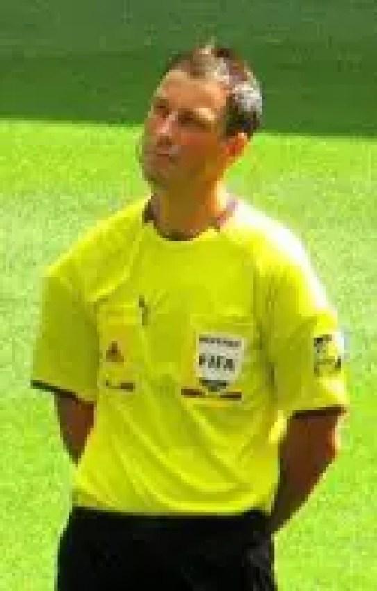 Mark Clattenburg