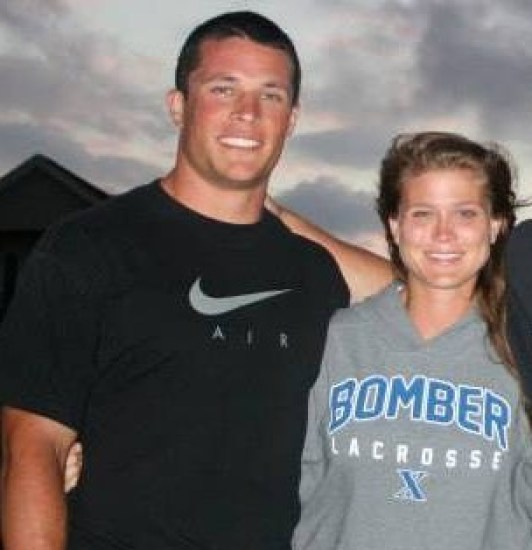 Shannon Reilly Husband, Boyfriend, Luke Kuechly