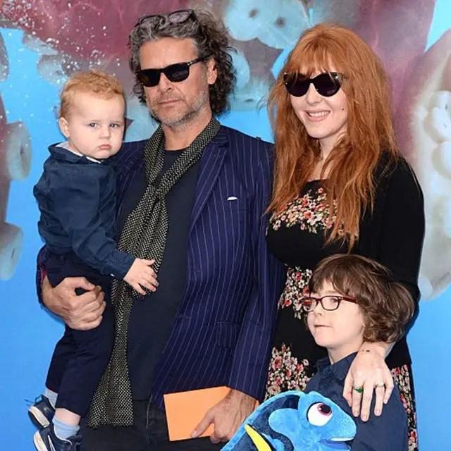 Charlotte Tilbury Family