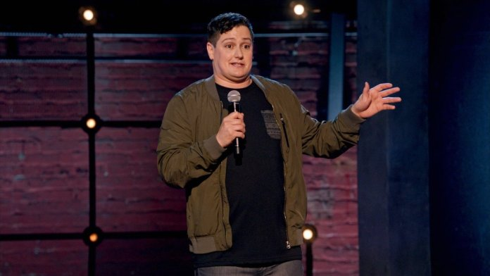 Joe Machi The Last Comic Show