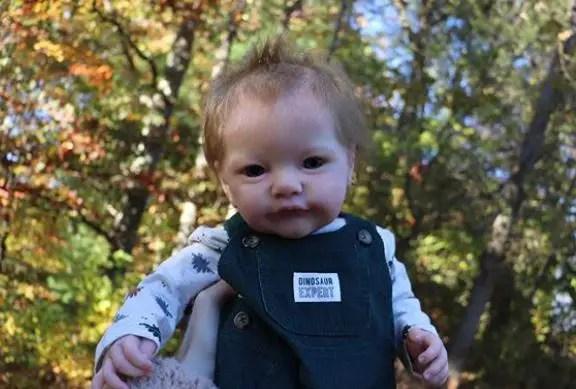 Kelli Maple Baby Alive