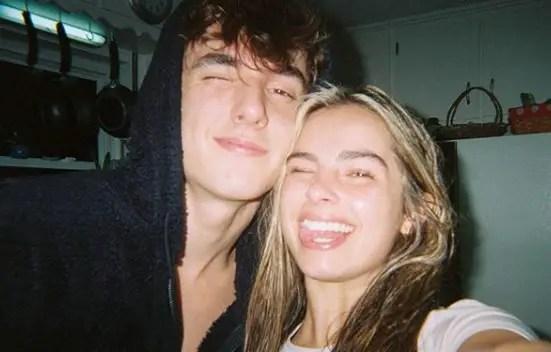 Bryce Hall Girlfriend Addison Rae