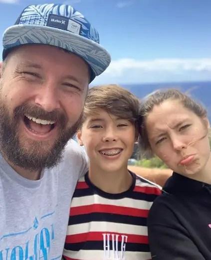 Caleb Coffee Family