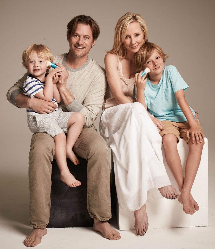 Anne Heche Husband and children