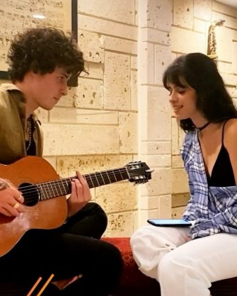 Camila Cabello Boyfriend