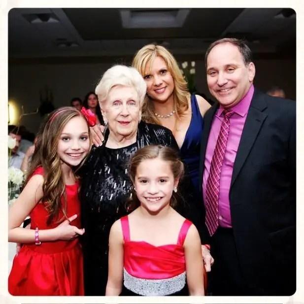Mackenzie Ziegler Family