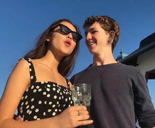 Olivia Rodrigo Boyfriend